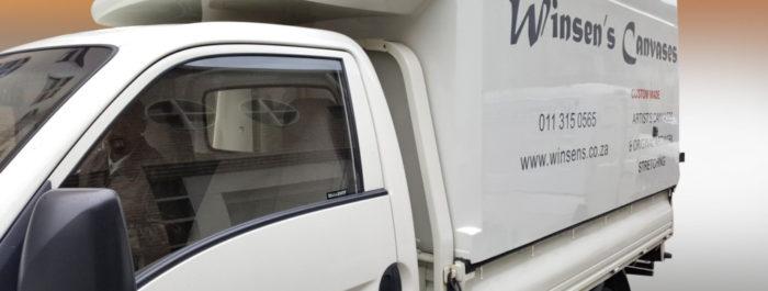 NEW SERVICE: transporting artworks