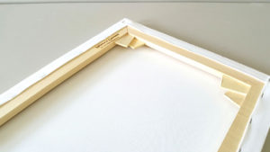 Polyester Cloth - Stretched Canvas